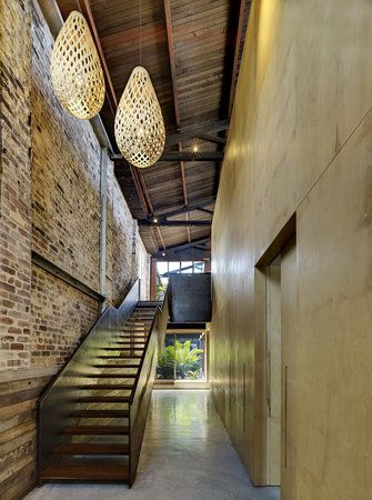 Lilyfield Warehouse, Virginia Kerridge Architect