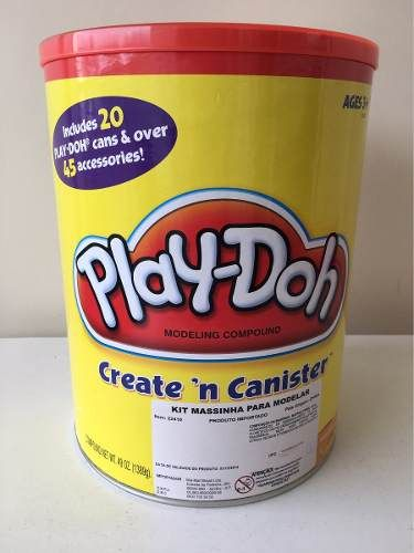 Massinha Play-doh Kit De Moldes - R$ 120,00 em Mercado Livre