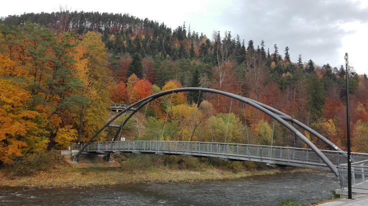Węgierska Górka, Polska #Poland #autumn #mountains