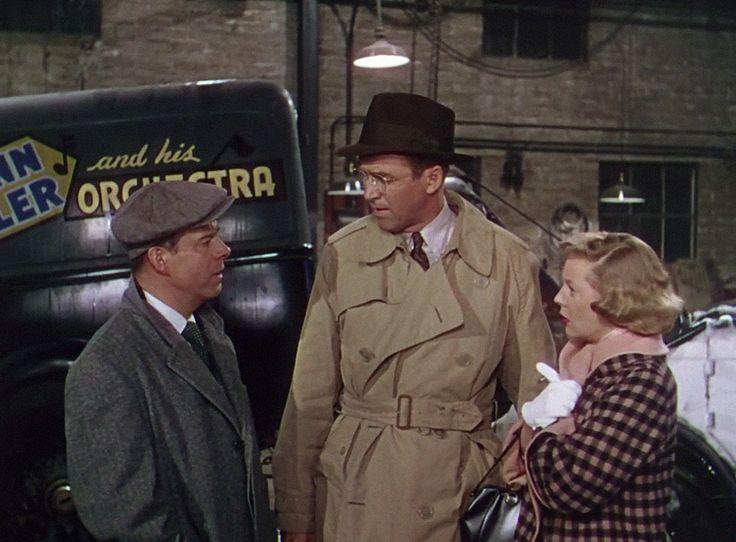 The Glenn Miller Story (1954) Harry Morgan, June Allyson,