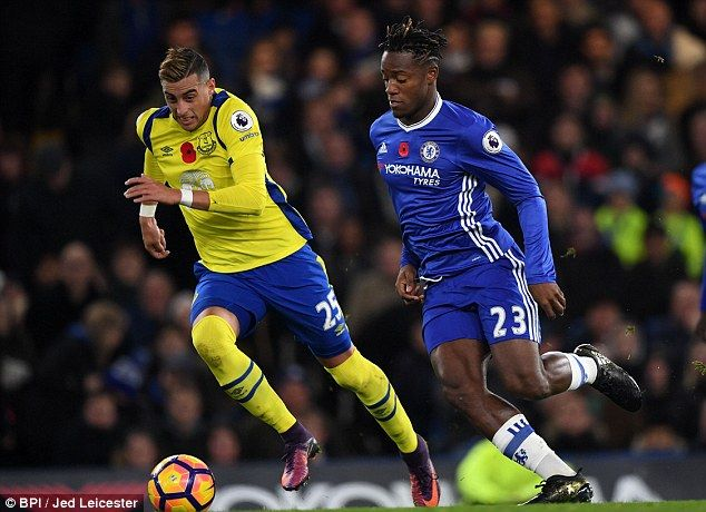 The pay on offer at Chelsea was too tempting for Spurs target Michy Batshuayi last summer