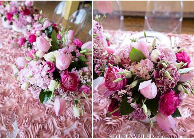 Shades Of Pink Wedding Ideas And Flowers