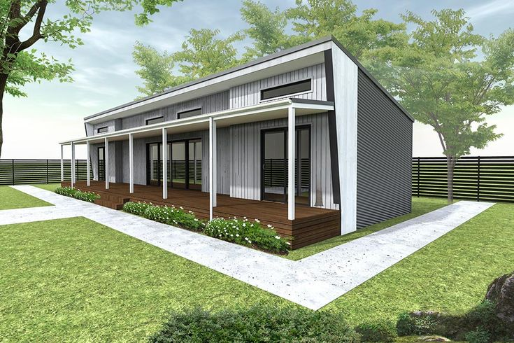 Brooklyn: New Modular Home Design from Anchor Homes