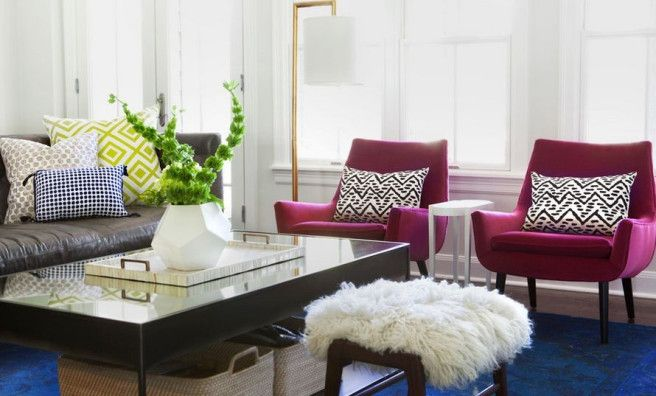 5 rug design tips to instantly create a warm and inviting place.