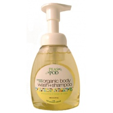 Sweet Pea Organic Body Wash+Shampoo by All Things Jill from Baby Tote Naturals