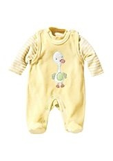 baby-walz Nicki-Strampler mit Shirt Baby