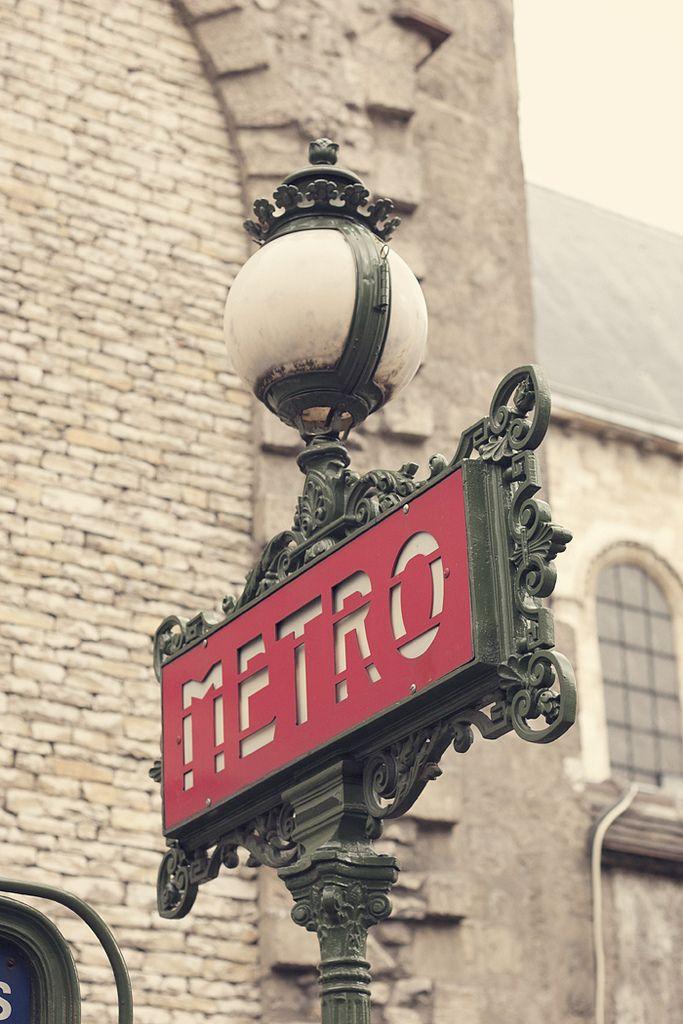 #paris and the métro parisien !