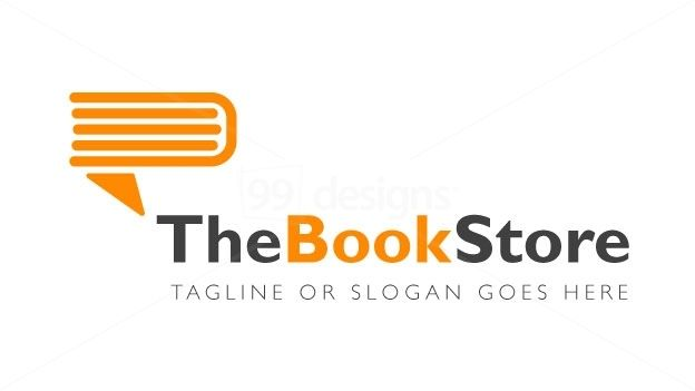 Book Logo — Ready-made Logo Designs   99designs