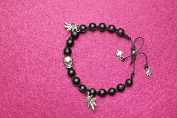 Hey, I found this really awesome Etsy listing at https://www.etsy.com/listing/220070835/fashion-matt-onyx-bracelet-gemstone