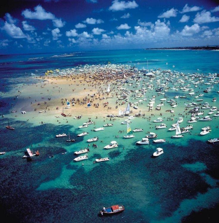 Plage d'exception: Joao Pessoa, Paraiba - Brésil