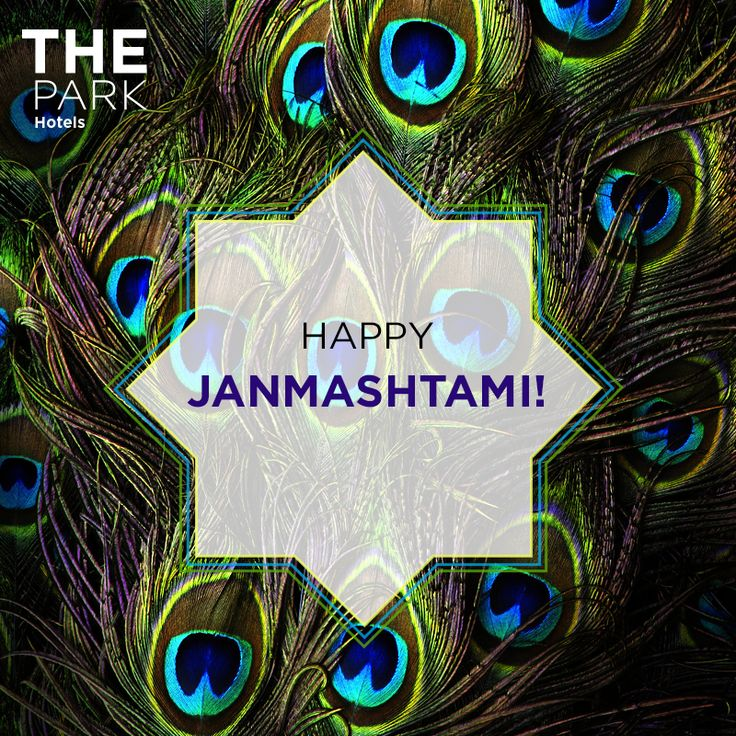 We wish you and your loved ones love, luck, and best wishes this Janmashtami.