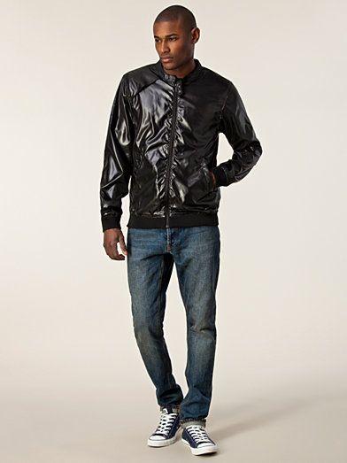 Stan Jacket - Mouli - Svart - Jackor - Kläder - Man - NlyMan.com
