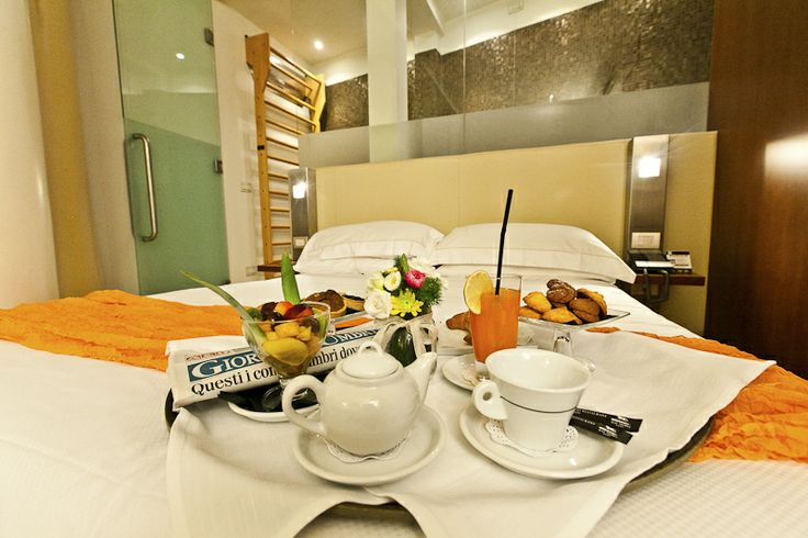 Breakfast on Junior Suite