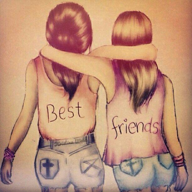 Best Friends by Kristina Webb | Kristina webb | Pinterest ...