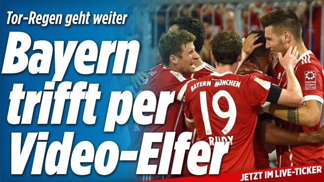 1. Liga Live-Ticker http://sport.bild.de/fussball/bundesliga/ma8416963/bayern-muenchen_bayer-leverkusen/liveticker/