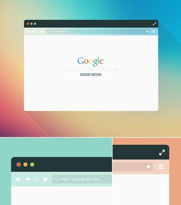 35 Free Browser Web Design Mockups Web Design Mockup Mockup Psd Browser