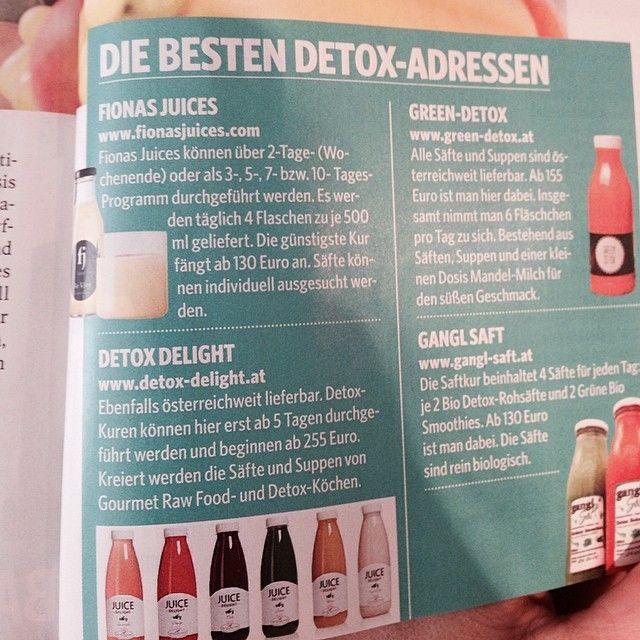 gesund und fit....www.fionasjuices.com