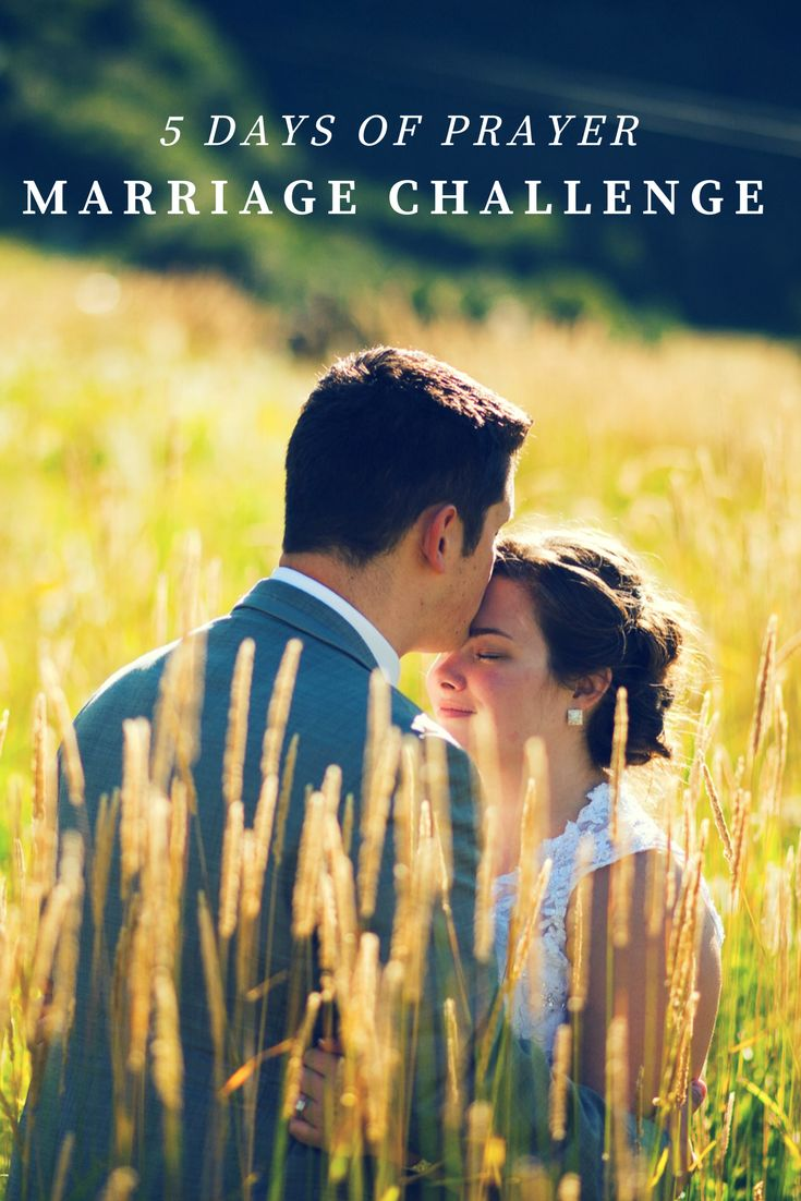 To improve your spiritual intimacy it's vital to be praying for your spouse and marriage.