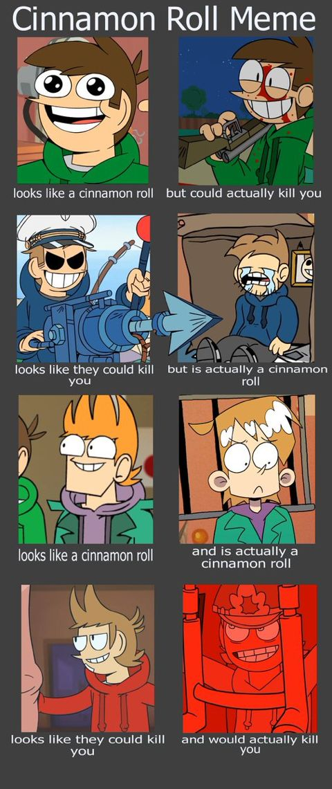 I'd swap Edd and tom but apart from that it's accurate af