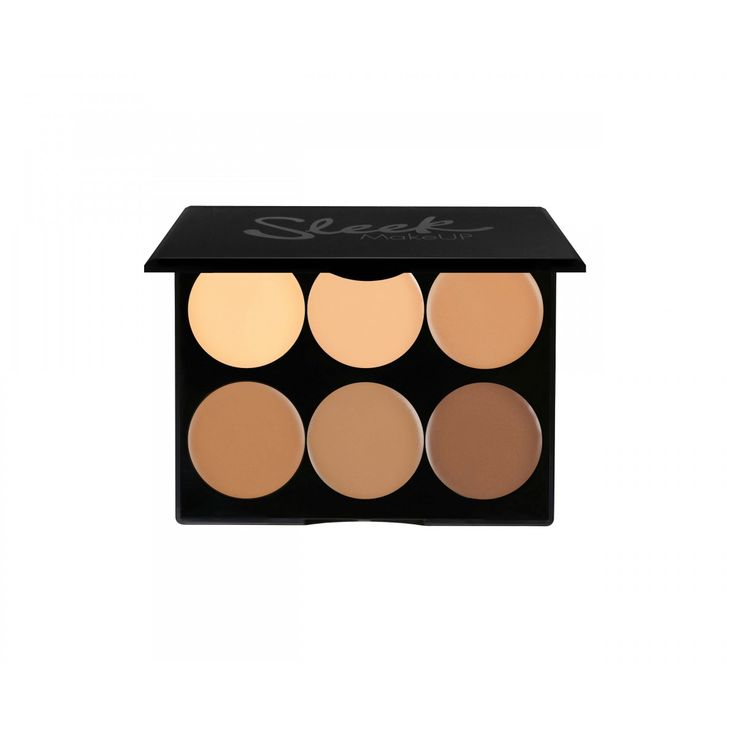 Cream Contour Kit in Medium. I really don't like the bh one i got, so going to try sleek.