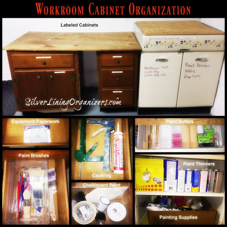 59 Best Images About Organizing The Basement On Pinterest