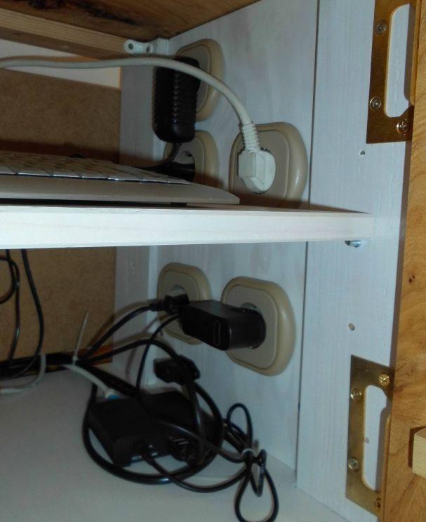 TVWand & Schrank Tv wand, Tischlerplatte, Wände