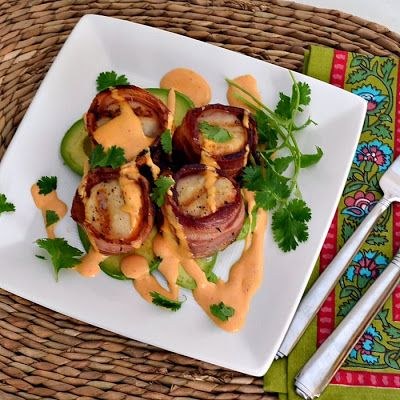 Best 25+ Bacon wrapped scallops ideas on Pinterest | Sea ...