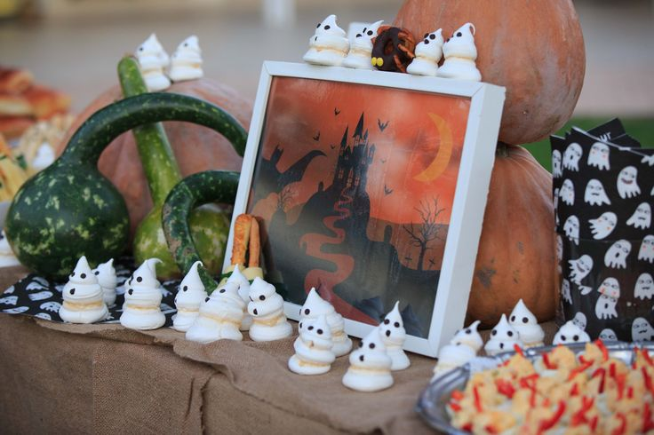 Halloween buffet detail by F Zone Catering & Events www.fzone.gr