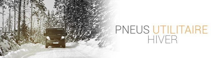 PNEUS HIVER POUR UTILITAIRE : NOS MEILLEURS CHOIX ! #pneus #hiver #utilitaire