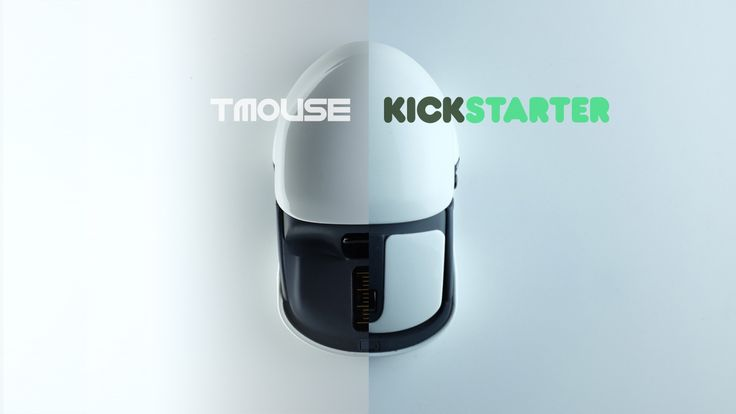 The world' first truely deformable mouse, providing an unprecedented experience