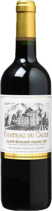 Een kanjer van een Saint-Emilion Grand Cru met een enorme inhoud. De Franse rode wijn van Château du Cauze heeft een fluweelzachte textuur die kenmerkend is voor grote jaren als 1982, 2000 en 2009. De druiven komen bovendien van gemiddeld 45 jaar oude stokken. Drinken vanaf 2018.  #witte #rode #rose #wijn #wijnbeurs #geschenk #cadeau #kado #shiraz #chardonnay #sauvignon #pinot blanc #grüner veltliner #merlot #cabernet #sauvignon #grenache (granacha) #malbec #sangiovese