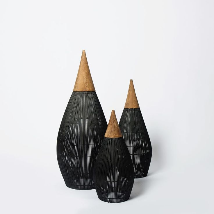 Абажур Onion C2 (черный)