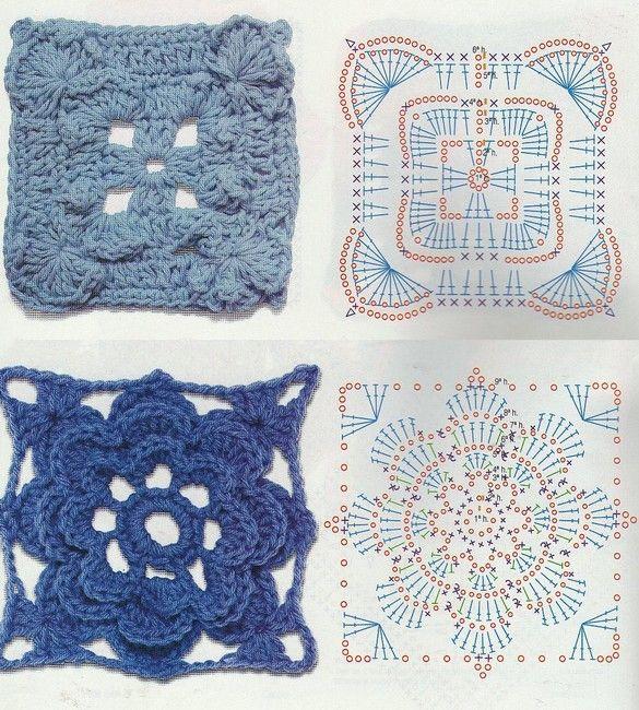 113 best Tasche images on Pinterest | Crochet tote, Crocheted bags ...
