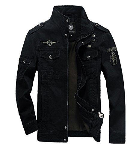 Alralel Men 2015 Autumn Stand Collar Casual Jacket Thin C... https://www.amazon.co.uk/dp/B014P7VDYU/ref=cm_sw_r_pi_dp_PwVHxb9QWGEDW