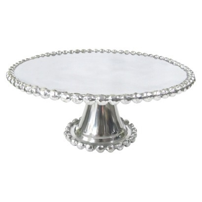 silver cake stand target my need to get list. Black Bedroom Furniture Sets. Home Design Ideas