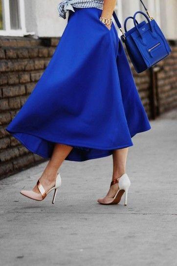 Trend 2014: il blu elettrico Pagina 4 - Fotogallery Donnaclick