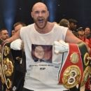 Boxing champ Tyson Fury reported for 'hate crime' to police (Yahoo Sports)
