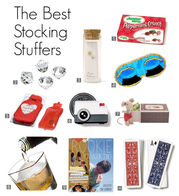80 Best Stocking Stuffers Images On Pinterest Christmas