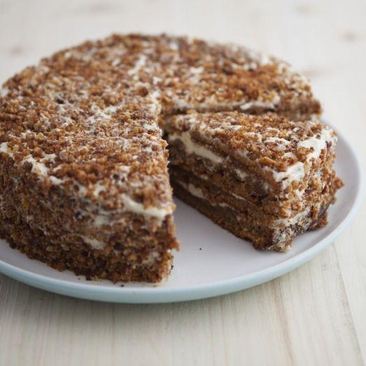 """750g vous propose la recette """"Carotte cake"""" publiée par 750 Grammes."""
