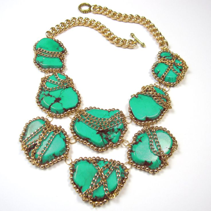 Famous 179 best Turquoise and gold images on Pinterest | Jewerly  CS58