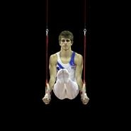 Louis Smith, Gymnastics photo, Louis Smith Gymnastics World Championships 2009