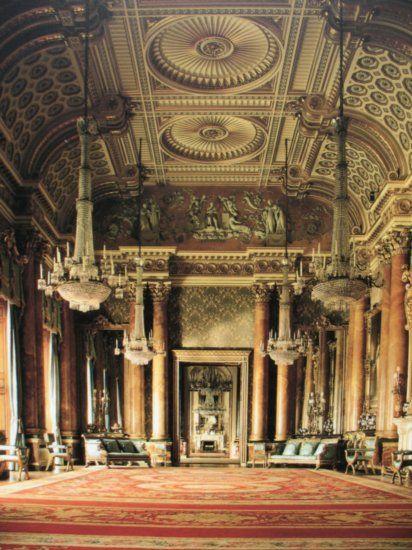 nside Buckingham Palace
