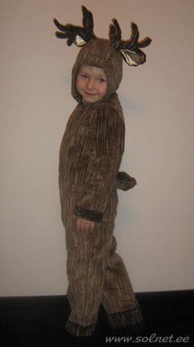 Карнавальный костюм олени