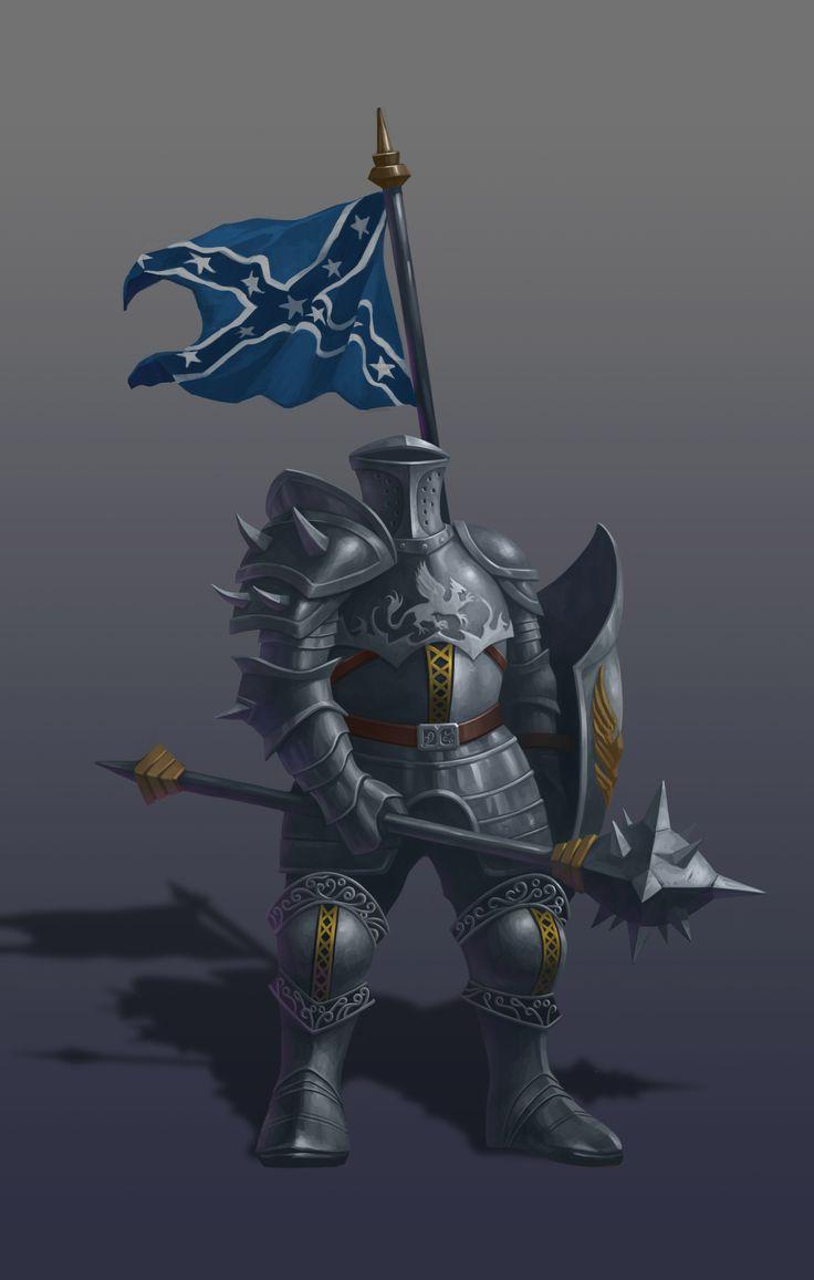 heavy armor knight