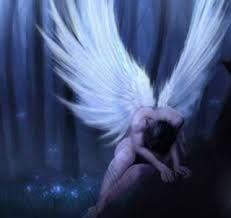 Resultado de imagen de angeles caidos del cielo reales