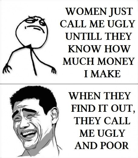 flirting memes with men quotes for women without money