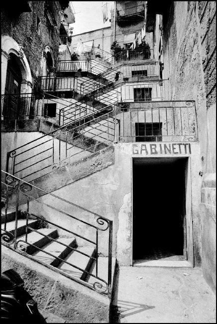 Ferdinando Scianna - Sicily, Leonforte. 1976.