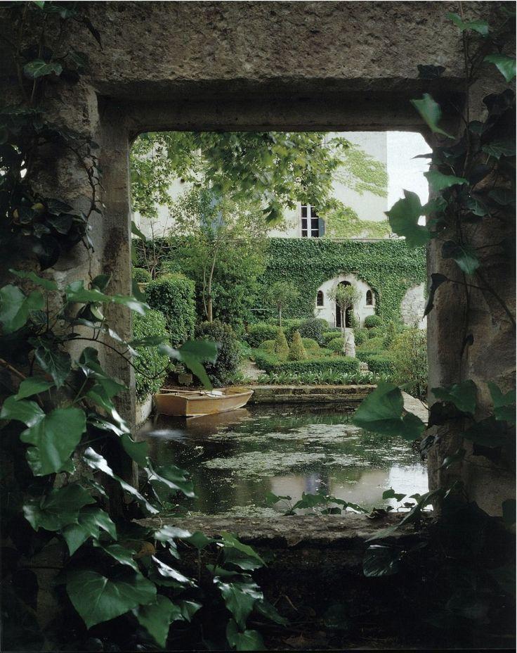 Breathtaking.: Secret Gardens, Window View, Water Gardens, Gardens Design Ideas, Modern Gardens Design, Interiors Design, Places, Dreams Gardens, Wall Gardens