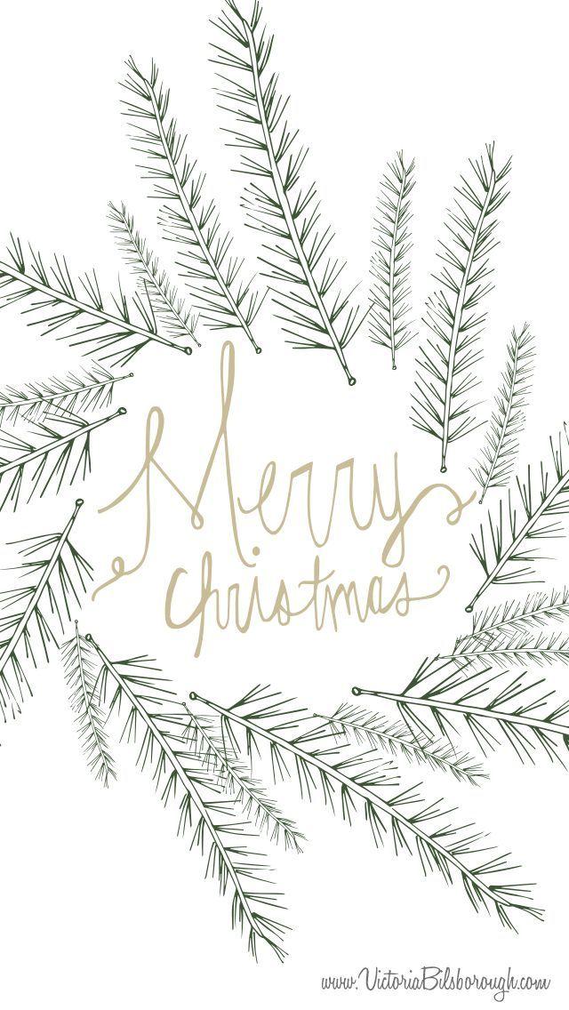 Merry Christmas! — Victoria Bilsborough