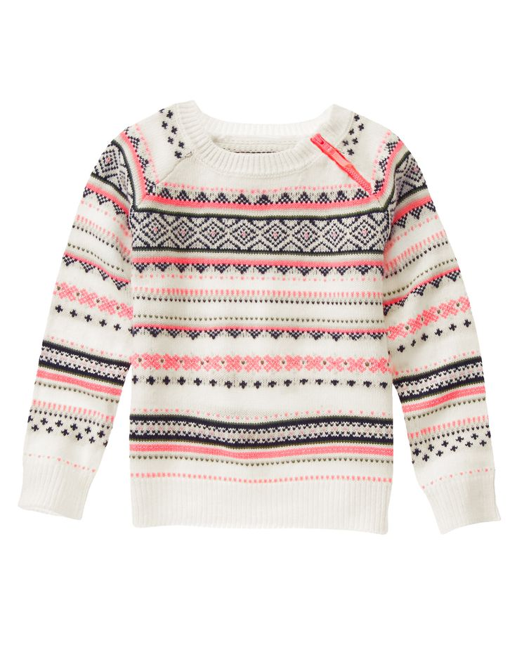 84 best girls sweaters images on Pinterest | Applique, Blouse and ...